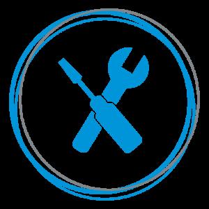 Dienstleistungs Icon