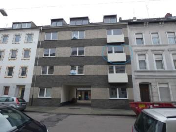 Schönes Apartment mit Küchenzeile im Zentrum von Krefeld, 47798 Krefeld, Etagenwohnung